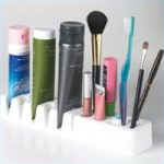 Bathroom Cabinet Tooth brush Storage organizer