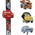 Disney Pixar Cars 2 Flip-Top Lcd Watch