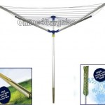 45m Rotary Clothes Airer Dryer