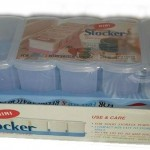 MINI STOCKER Fridge/Freezer Storage Containers