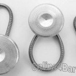 Set of 3 Button extenders