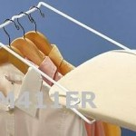 Ironing Board Multipurpose Handy clothes Hanger