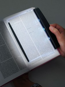page light