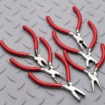 6 Miniture pliers set