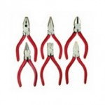 6 Miniature pliers set