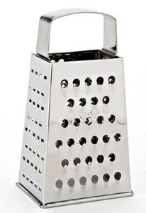 S/Steel Cheese grater