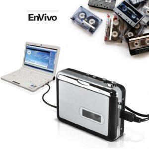 Envivo Cassette Converter