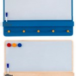 Tidy Books Forget Me Not Message & Storage Board