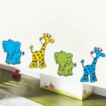 Fancy-fix Cartoon Wall stickers