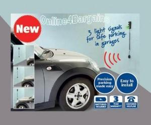 AUTOXS Garage Parking Sensor
