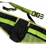 Reflective Hi-Viz Multifunctional Sports waist bag /Running Bum Bag