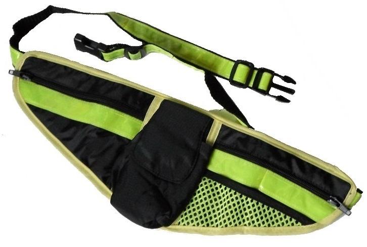 db5b4791db0b Reflective Hi-Viz Multifunctional Sports waist bag /Running Bum Bag