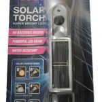 DAZZLE 5000 Super Bright LED Solar Torch