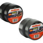 UniBond Twin Pack Duct Tape High Strength Adhesive 50mm x 50m