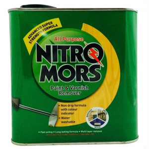 Nitromors All Purpose Paint and Varnish Remover - Green - 2L