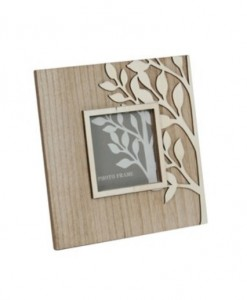 Branch Design Wooden Photo frame 21.5cm