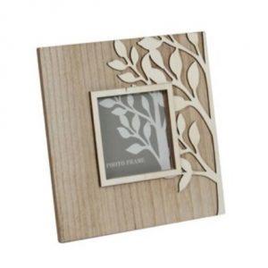 Branch Design Wooden Photo frame 21.5cm