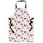 Cooksmart Chicken Design PVC Apron