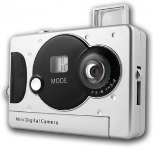 3-in-1 Keychain Mini Digital Camera