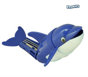 ishys Battery Operated Motorized Water Dipper the Dolphin Pets