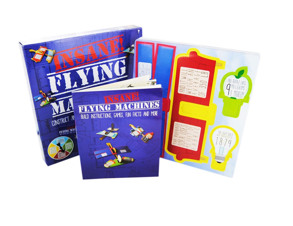 how to make a flying board