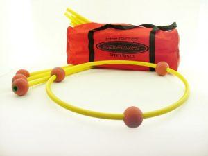 Hy-Pro SkillsMart Coordination Agility & Fitness Speed Rings