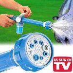 Ez Jet 8 In 1 Multi Function Water Cannon Water Spray Gun