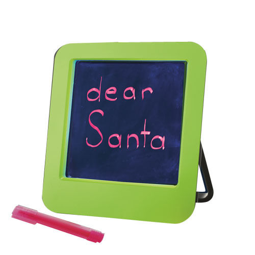 Avon Glowing Neon Dry Wipe Erase Board with Pen & Stand