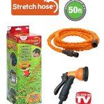 Stretch Hose Self- Expanding 50ft Stretch Hose & Spray Gun