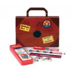 Paddington Bear School Stationery Kit in Carrier Case