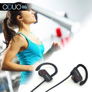Oduo ODUO Bluetooth Sports Buds In-Ear Headphones Earphones