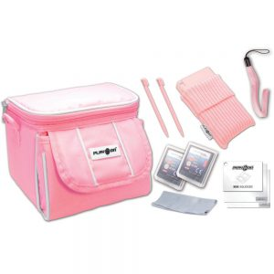 Play On Nintendo D S Lite Deluxe Starter Pack in Pink