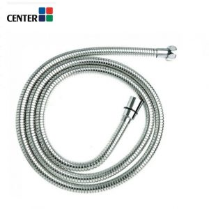 Center Chrome Plated Replacement shower hose 1.5mtr