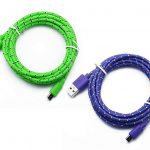 10FT V8 Micro USB Charger Sync Data Cable Cord for Cell Phone