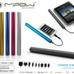 Power Tube 6600 External Power Bank Mobile Phone iPad Phone charger