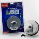 Henry Squire - Garage Guard T-Handle Protector lock