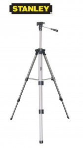 Stanley Intellilevel 1-77-201 Camera Tripod with Tilting Head