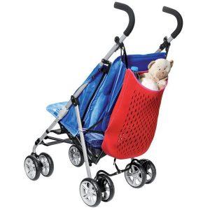 Quaranta Settimane Reversible Bag For Buggy/Pram/Stroller