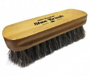 Gone Outdoors 100% horse hair shoe Buffing brush