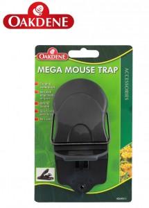 OAKDENE Mega Large size Plastic Mouse Trap