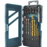 Erbauer Combination Drill & Screwdriver Bit Set 15 Piece Set