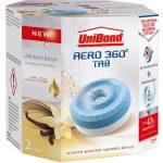 Unibond Aero 360º Aromatherapy Vanilla refill tabs, 2x 450g