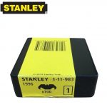 STANLEY 100x 1-11-983 Replacement Hooked blades 1996