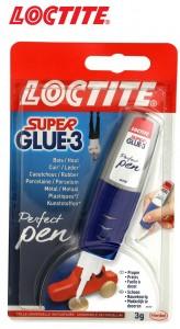 Loctite Glue Perfect Pen Transparent 3 g