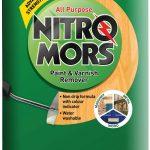 NITROMORS All Purpose Paint & Varnish Stripper/Remover - 4 Litre