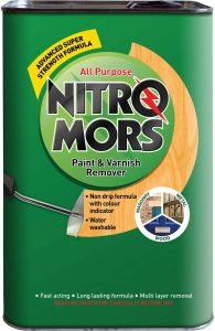 NITROMORS All Purpose Paint & Varnish Stripper/Remover - 4 Litre
