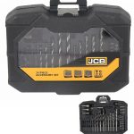 JCB 34 Pieces Mixed Drill bit set DIY set