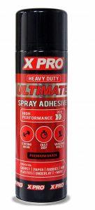 XPRO Ultimate Heavy Duty Spray Adhesive glue 500ml