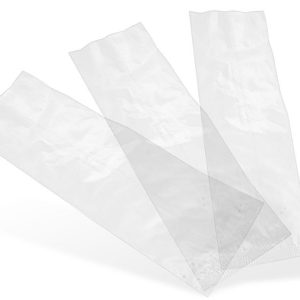 12 x Extra Large Food grade Multi-purpose Clear Catering Bags 53cm x92cm