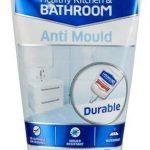 UniBond Anti Mould Translucent Silicone Sealant Bathroom Kitchen 150ml